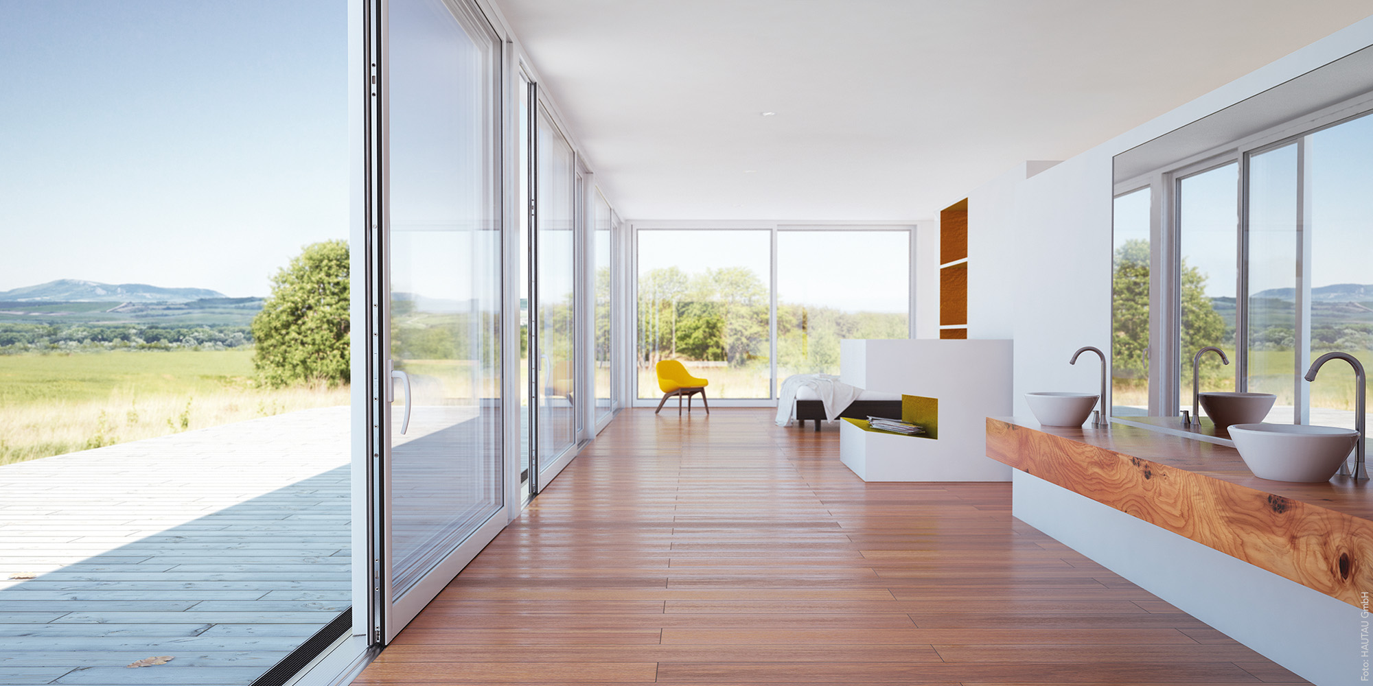 SLIFT 170: The new RAICO lift-slide door system